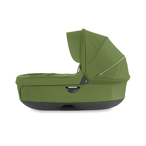 Stokke® Crusi™ Carry Cot in Light Green