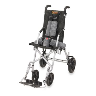 Drive Medical Wenzelite 12-Inch Trotter Convaid-Style Mobility Rehab Stroller