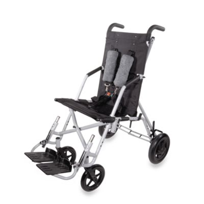 Drive Medical Wenzelite 16-Inch Trotter Convaid-Style Mobility Rehab Stroller