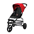 Mountain Buggy® Mini Stroller in Black/Chilli