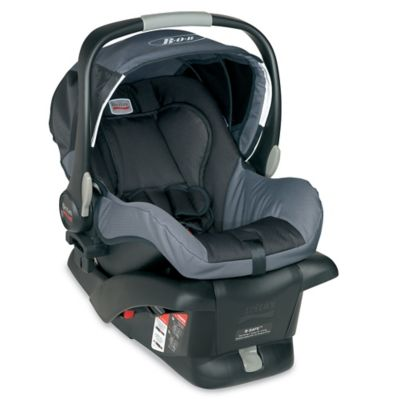 BRITAX BOB® B-Safe Infant Car Seat in Black