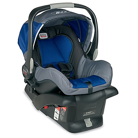 BRITAX BOB® B-Safe Infant Car Seat in Navy