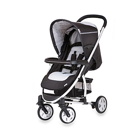 Hauck Malibu All-in-One Stroller in Black