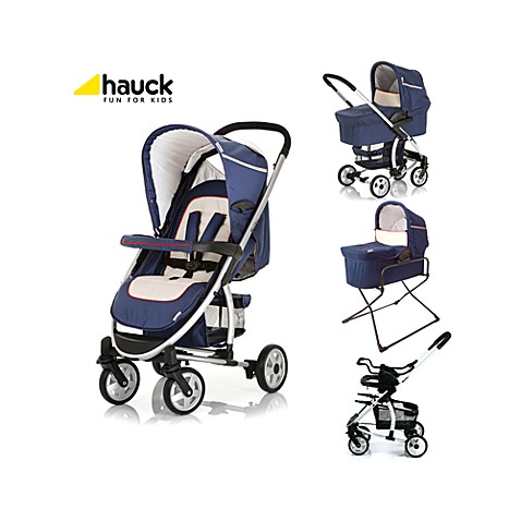Hauck Malibu All-in-One Stroller in Navy
