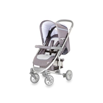 Hauck Malibu All-in-One Stroller in Grey