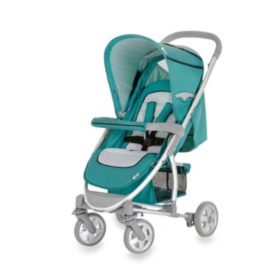 Hauck Malibu All-in-One Stroller in Petrol