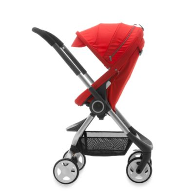 Scoot Stroller in Red