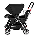 Joovy® Caboose Too Ultralight Stand-On Tandem Stroller in Black