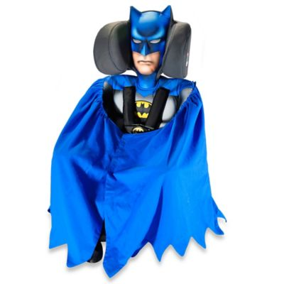 KIDSEmbrace™ Batman Deluxe Combo Booster/Toddler Car Seat