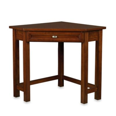 Home Styles Hanover Hardwood Laptop Desk in Cherry