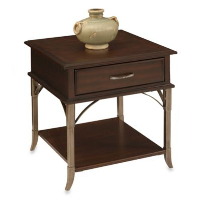 Home Styles Bordeaux End Table