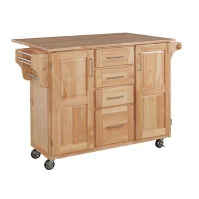 Kitchen Carts with Storage