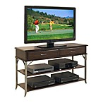 Home Styles Bordeaux TV Media Stand in Espresso Finish