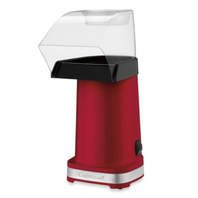 Cuisinart® EasyPop Hot Air Popcorn Maker in Red