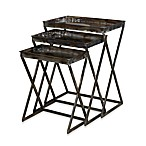 Reflections Nesting Tables (Set of 3)