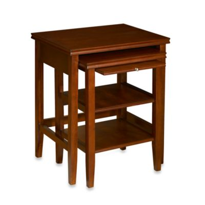 Brown Nesting Tables