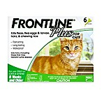 Frontline® Plus 6-Pack for Cats