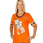 University of Oklahoma Tunic in Orange