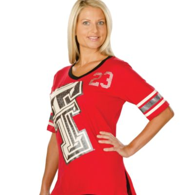 Texas Tech University Extra Large Tunic in Red