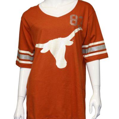 University of Texas Extra Large Tunic in Orange