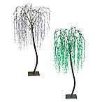 Sterling at Home Metal LED Willow Tree