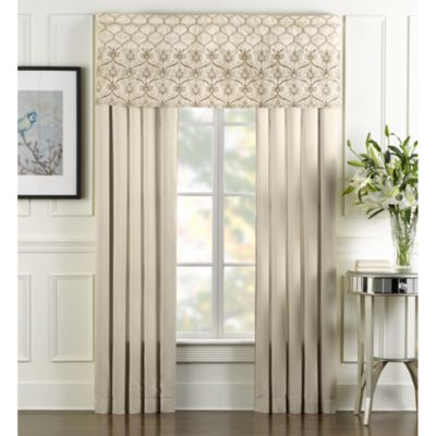 Evian Window Panel Pair
