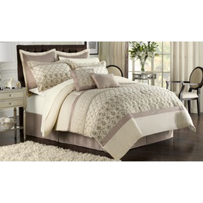 Evian 12-Piece Queen Comforter Super Set