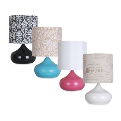 Buy Table Lamps Bedroom from Bed Bath & Beyond