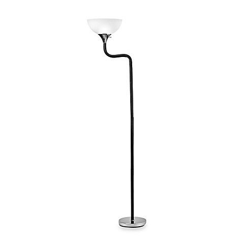 Studio 3B Bendy Floor Lamp in Black