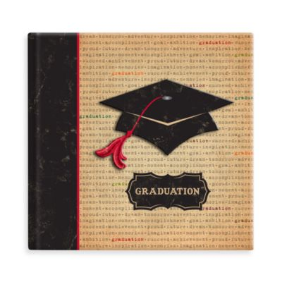 Graduation Cap Photo Album