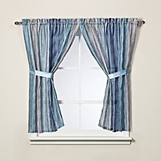 Sierra Blue Window Curtain