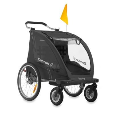 Joovy® Cocoon X2 Double Stroller in Black