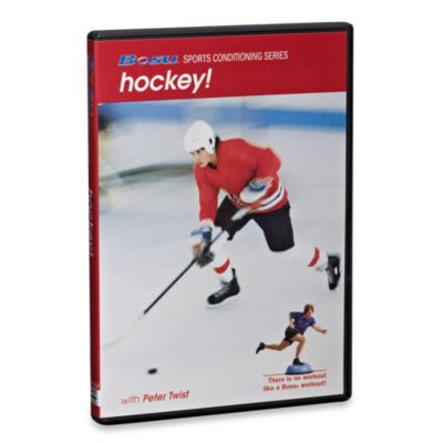 BOSU® Sports Conditioning Hockey with Peter Twist DVD