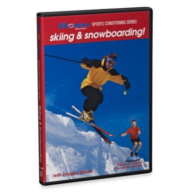BOSU® Sports Conditioning Skiing and Snowboarding with Douglas Brooks DVD