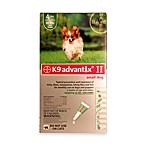 K9 advantix® II 4-Pack for Small Dogs