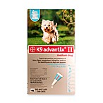 K9 advantix® II 4-Pack for Medium Dogs