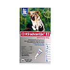 K9 advantix® II 4-Pack for XL Dogs