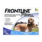 FRONTLINE Plus for Dogs 23 to 44 Pounds