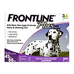 Frontline® Plus for Dogs 45 to 88 Pounds