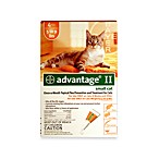 Advantage® II 4-Pack for Small Cats