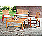 Ozark 4-Piece Patio Seating Set