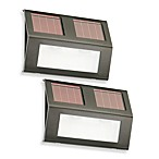 Solar Step Lights (Set of 2)