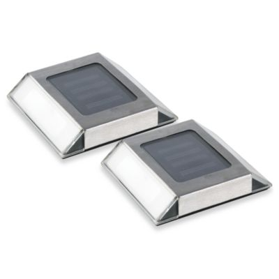 Solar Pathway Lights in 2-Pack