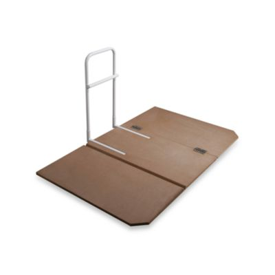 Drive Medical Home Bed Assist Rail and Folding Bed Board Combo