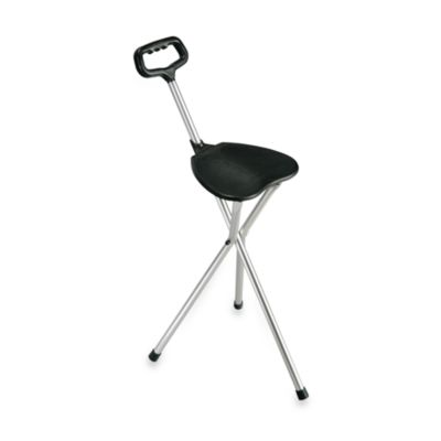 Drive Medical Folding Lightweight Seat Cane