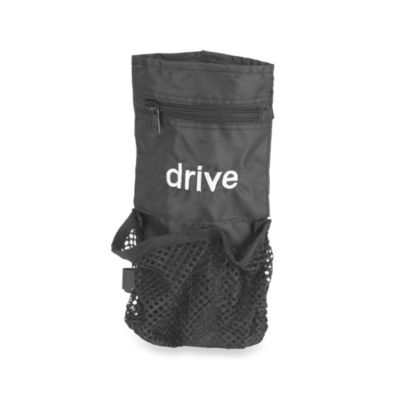 Drive Medical Universal Cane/Crutch Nylon Carry Pouch