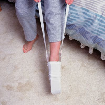 Drive Medical Polyethylene Sock/Stocking Aid