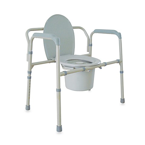Buy Drive Medical Bariatric Folding Commode From Bed Bath