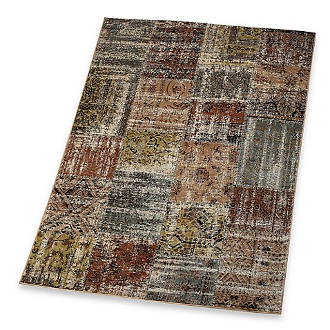 Buy Verona Patch Rug From Bed Bath Amp Beyond