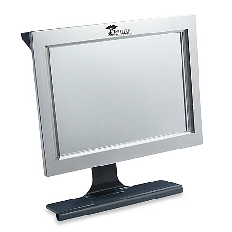 led fogless lighted shower mirror www bedbathandbeyond ca